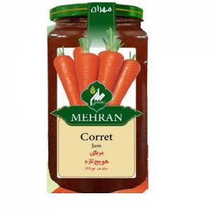 فروش عمده مربا هویج