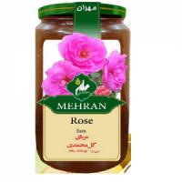 فروش عمده مربا گل محمدی