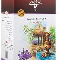 چای سیاه داخلی با طعم زعفران بی یو تی 350 گرمی – کارتن 24 تایی