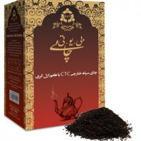 چای سیاه خارجی CTC با طعم ارل گری بی یو تی 100 گرمی- کارتن 24 تایی