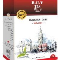 چای روزانه بی یو تی سیاه داخلی با طعم ارل گری 350 گرمی – کارتن 24 تایی