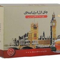 چای سیاه خارجی ارل گری بی یو تی (B.U.T) کیسه ای بسته 20 عددی