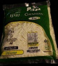 پنیر پیتزا ویژه ایتالیایی تک رنگ