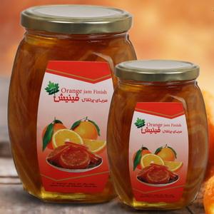 110 1 - مربای پرتقال فینیش ۸۷۰ گرمی