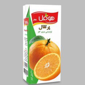 آبمیوه بدون گاز پرتقال