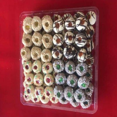 شیرینی خانگی طرح دادلی