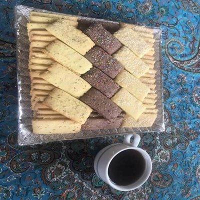 شیرینی شکری- بسته بندی شده و مناسب مناسبت ها