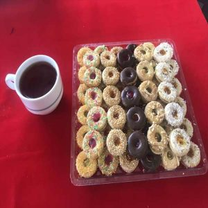 پخش شیرینی فرانسوی