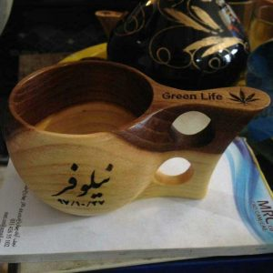 فروش لیوان چوبی