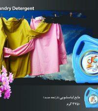 مایع لباسشویی 4 لیتری