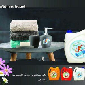 مایع دستشویی 4 لیتری سگال