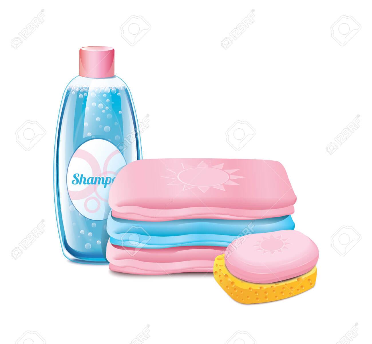 شامپو و صابون موی سر و بدن