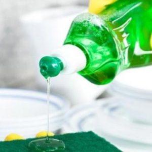 مایع ظرفشویی و پاک کننده های سطوح