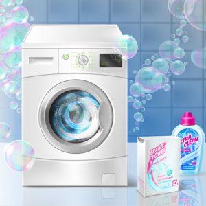 مایع و پودر لباسشویی و نرم کننده ها