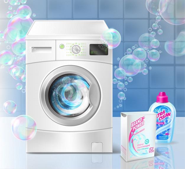 مایع و پودر لباسشویی و نرم کننده