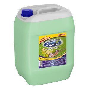مایع ظرفشویی ۲۰ لیتری راپیدو