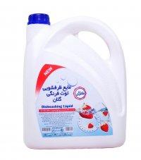 مایع ظرفشویی گلان 3750 گرمی