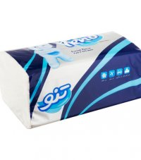 دستمال کاغذی تنو سافت 500 برگی