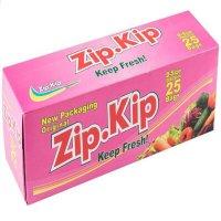 کیسه زیپ کیپ در بسته بندی های متنوع  – کارتن ۴۸ تایی