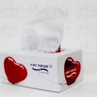 دستمال کاغذی ماشین پرپرواز -کارتن ۷۴ تایی