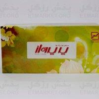 دستمال کاغذی ۲۰۰ برگ پرپرواز-کارتن 40 تایی