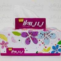 دستمال کاغذی ۳۰۰ برگ پرپرواز-کارتن ۳۰ تایی