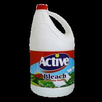 مایع سفیدکننده اکتیو ۴ لیتری- کارتن  ۴ لیتری
