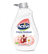 مایع دستشویی کرمی اکتیو