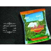 سبزی ماهی 40 گرم سامنات – جعبه 16 تایی