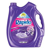 مایع ظرفشویی کریستالی راپیدو 3750 گرمی