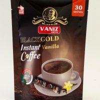 پودر قهوه فوری ونیز مدل بلک گلد وانیلی- کارتن 20 تایی