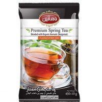 چای برگاموت سلفونی 450 گرمی مهرآیین- کارتن 12 تایی