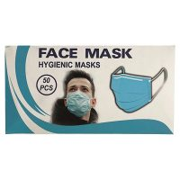 ماسک سه لایه بدون فیلتر
