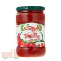 رب گوجه شیشه ای طبیعت 700 گرمی – باکس 12 تایی