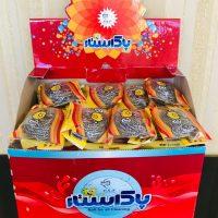سیم ظرفشویی 15 گرمی پاک استار-تعداد در جعبه 50-کارتن 500 تایی