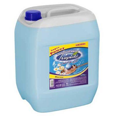 مایع ظرفشویی 10 لیتری در 3 رنگ راپیدو (Rapido)