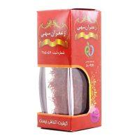 زعفران یک مثقالی سهی بسته بندی آذین- جعبه 12 تایی