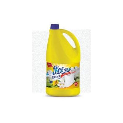 مایع سفید کننده معطر پاکناز با رایحه لیمو4000 گرمی – کارتن 4 تایی
