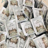 چای تی بگ لفاف دار با عطر ارل گری احمد- کارتن 1000 تایی