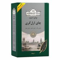 چای ارل گری 500 گرمی احمد – کارتن 12 عددی