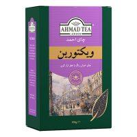 چاي ويکتورين 500گرمی احمد – کارتن 12 تایی