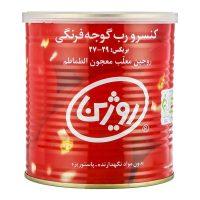 رب گوجه فرنگی 800 گرمی روژین – باکس 12 تایی
