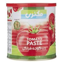 رب گوجه فرنگی مکنزی 800 گرمی – باکس 12 تایی