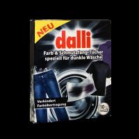 دستمال رنگ گیر و ضد کرک دالی مخصوص ماشین لباسشویی بسته ۱۰ عددی- کارتن 6 عددی