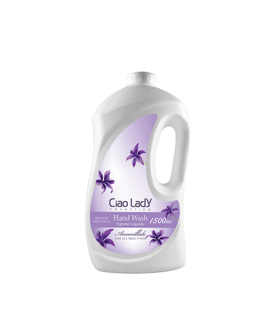 مایع دستشویی 1.5 لیتری چائولیدی کارتن 12 تایی