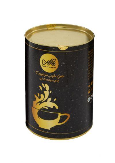 چای شکسته اعلا سریلانکا 450گرمی مکلین قوطی مقوایی 12 عددی