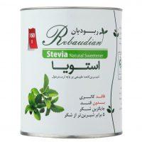 شیرین کننده طبیعی استویا ربودیان بر پایه اریتریتول (150 گرمی)کارتن 20 تایی