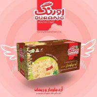 نان سنتی کاک اورنگ حاوی آرد چاودار و ریحان 450 گرمی – کارتن 12تایی