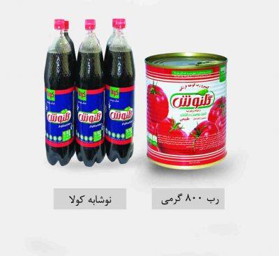 رب گوجه فرنگی ۸۰۰ گرمی فقط ۱۲۱۰۰ تومان