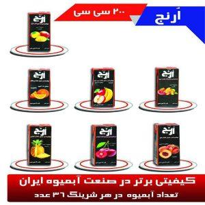 فروش آبمیوه تتراپک